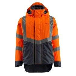 MASCOT Safe Supreme Harlow Hi Vis Shell Jacket