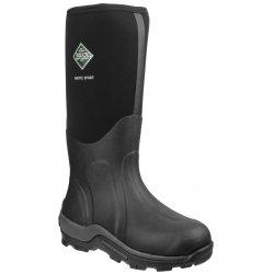 Muck Boots Arctic Sport Wellington Waterproof  Muckboots Black 4 - 14