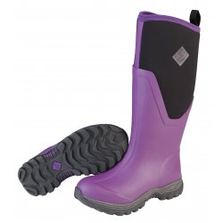 Muck Boots Arctic Sport Tall Wellington Waterproof  Muckboots Ladies 3 - 9 Acai