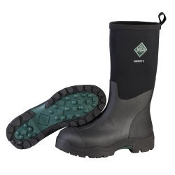 Muck Boots Derwent II All Purpose Black Field Boots