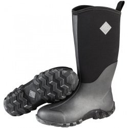 Muck Boots Edgewater II Black Wellingtons