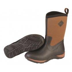 Muck Boots Arctic Weekend Ladies Tan Wellingtons