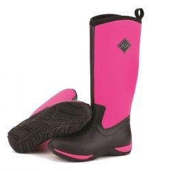Muck Boots Arctic Adventure Hot Pink Ladies Wellingtons