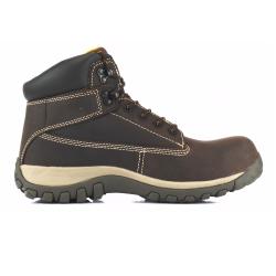 DeWalt Hammer Brown Safety Boots