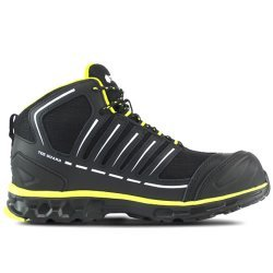 Toe Guard Jumper Composite Safety Boots
