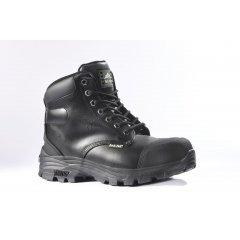 Rock Fall Ebonite Safety Boots