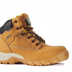 Rock Fall Flint Honey Metal Free Safety Boots