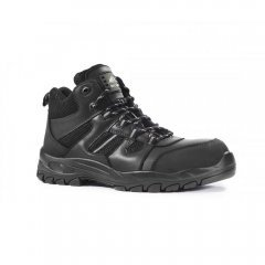 Rock Fall Marble Metal Free Safety Boots