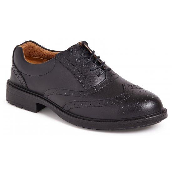 a3c110797d6 Sterling SS500CM Brogues Safety Shoes Steel Toe Caps Composite Midsole