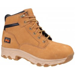 Timberland Pro Workstead Safety Boots Wheat Steel Toe Caps & Midsole