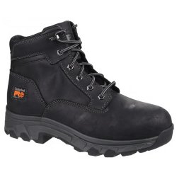 Timberland Pro Workstead Safety Boots Black Steel Toe Caps & Midsole