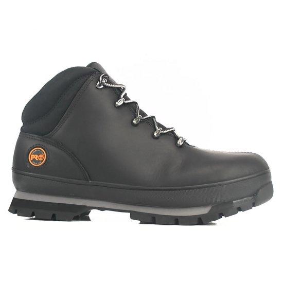 e888e5ab783 Timberland Splitrock Pro Black Safety Boots 6201042