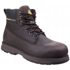 Amblers AS170 Wentwood Brown Safety Boots