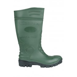 Cofra Typhoon Green Safety Boots