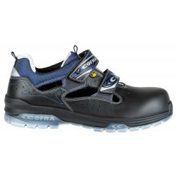 Cofra Jungle Black ESD Safety Sandals