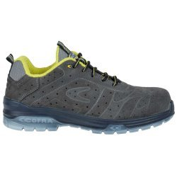 Cofra Morandi Grey Metal Free Safety Trainers