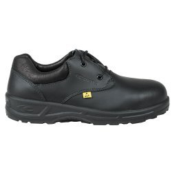 Cofra Sarah Black Ladies Safety Shoes