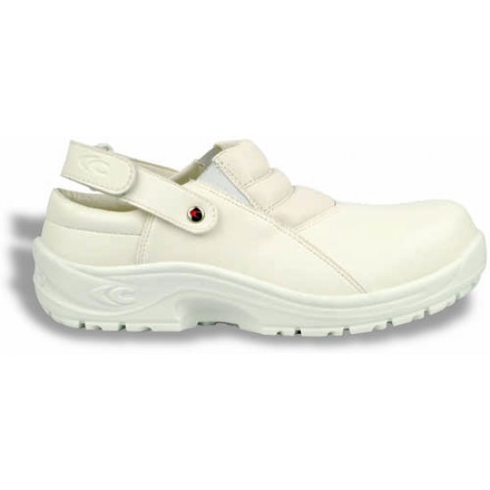 Cofra Ancus White Safety Shoes