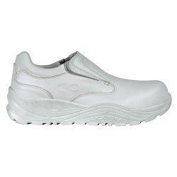 Cofra Hata White Metal Free Safety Shoes