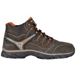 Cofra New Bronx Brown Safety Boots
