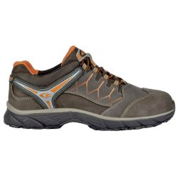 Cofra New Red Eye Brown Safety Trainers