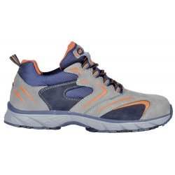 Cofra New Squash Grey Safety Trainers