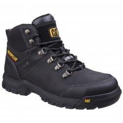 CAT Framework Black Safety Boots