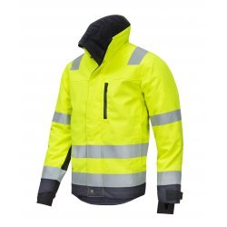 Snickers 1130 AllroundWork Class 3 Hi Vis Insulated Jacket