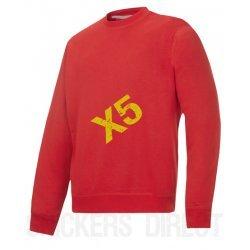 Snickers 2810 Classic Sweatshirt x5