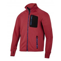 Snickers 8001 FlexiWork Stretch Fleece Jacket