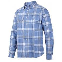 Snickers 8502 RuffWork Flannel Long Sleeve Shirt