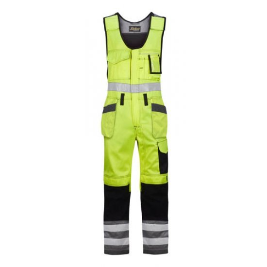 Snickers 0213 Class 2 Hi Vis Holster Pocket One-piece