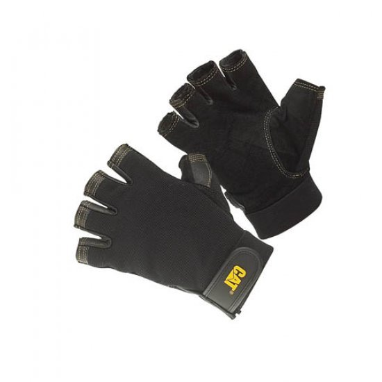 CAT 12202 Fingerless Gloves