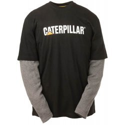 CAT 1510036 Thermal Layered Long Sleeve T-Shirt