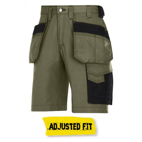 Snickers 3023 Craftsmen Rip-Stop Holster Shorts