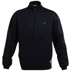 Timberland Pro 324 Workwear Full Zip Sweat Shirt Black 4261324