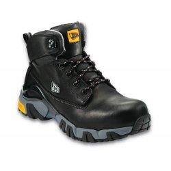 JCB 4X4 Black Safety Boots