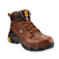 JCB 4X4 Tan Safety Boots