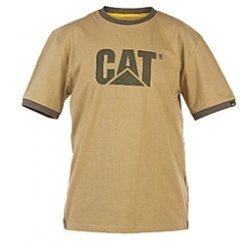CAT Workwear C618 Ringer T-Shirt