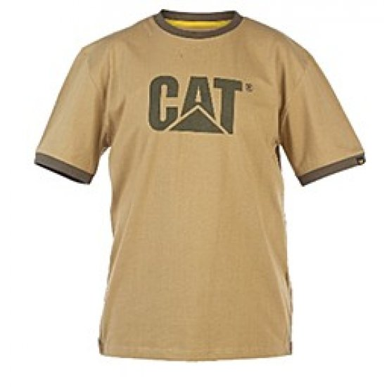 CAT Workwear C618 Ringer T-Shirt