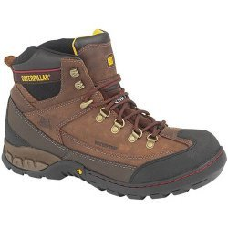 CAT Dynamite Brown Safety Boots