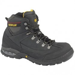 CAT Dynamite Black Safety Boots
