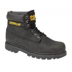 CAT Colorado Black Boots