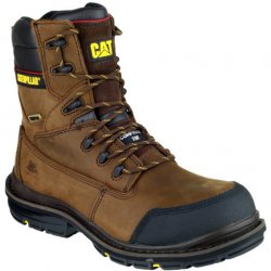 CAT Doffer Brown Safety Boots