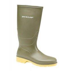 Dunlop 16247 Green Wellingtons