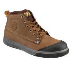 JCB 4CX Tan Safety Boots