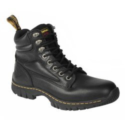 Dr Martens 15814001 Purlin ST Black Safety Boots
