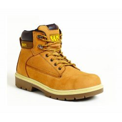 Sterling Worksite SS613SM Nubuck 6 inch Safety Boot