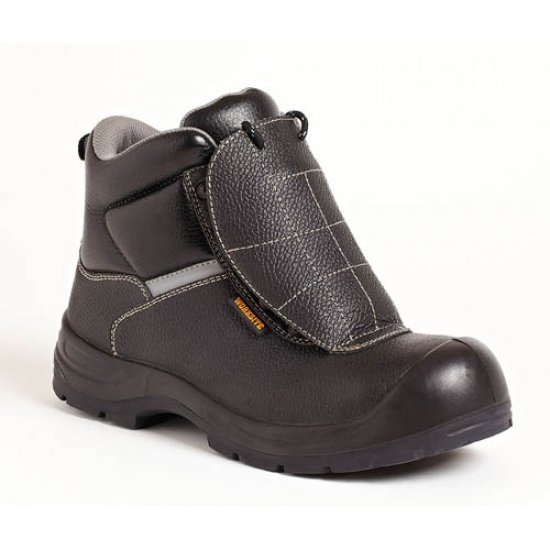Sterling SS615SM Metatarsal Safety Boot with Steel toe-cap and midsole