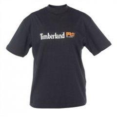 Timberland Pro 306 Short Sleeve Timberland T-Shirt Dirty Black 4261306